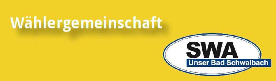 Wählergemeinschaft SWA - Unser Bad Schwalbach